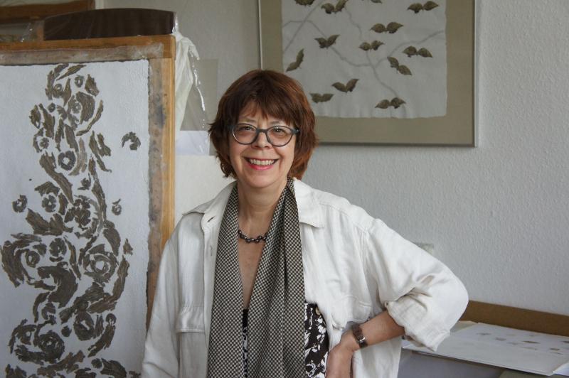 Jutta Barth, Atelier