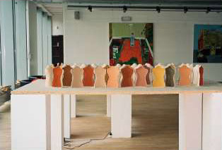 Farben der Erde, Ausstellung in Opole, 2010