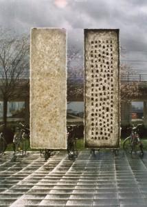 Flora und Fauna, je 160 x 45 cm, 2004