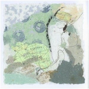 Serie Landschaft 2011/12, 15x15 cm, Landschaften 1