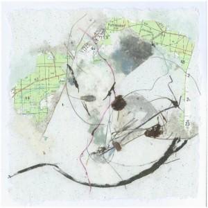Serie Landschaft 2011/12, 15x15 cm, Landschaften 2