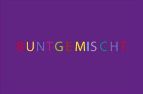 Logo, Buntgemischt